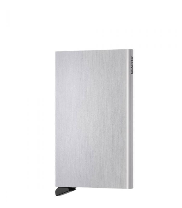 SECRID - Secrid card protector aluminium in kleur gezandstraald zilver