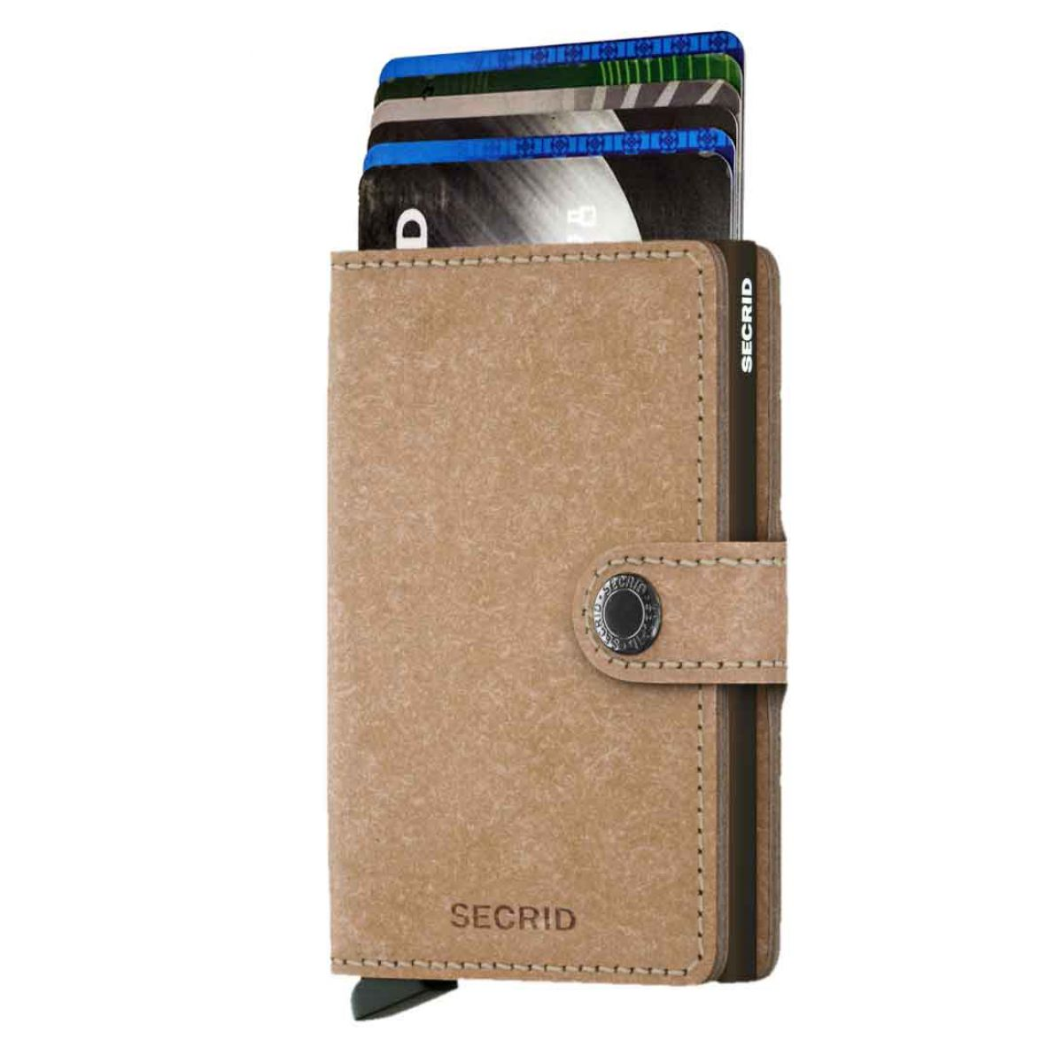 16555f082c9 Secrid mini wallet leather recycled natural - SECRID - product code ...