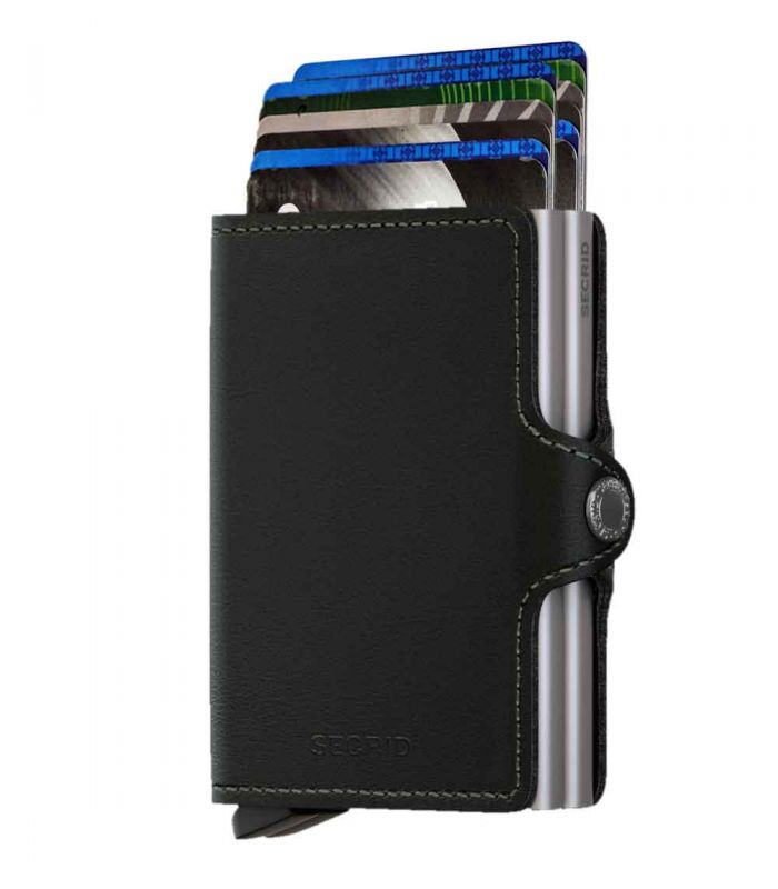 SECRID - Secrid twin wallet leer original zwart